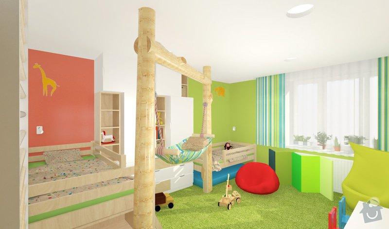 Truhlář - Sloupy pro houpačku do dětského pokoje: zertovi_upravy_var2_3