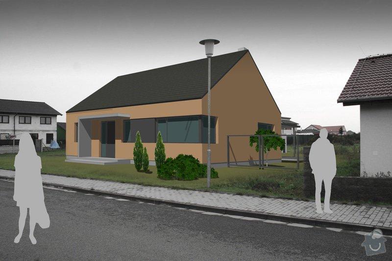 Architektonická studie novostavby rodinného domu: IMG_5193_x_hot