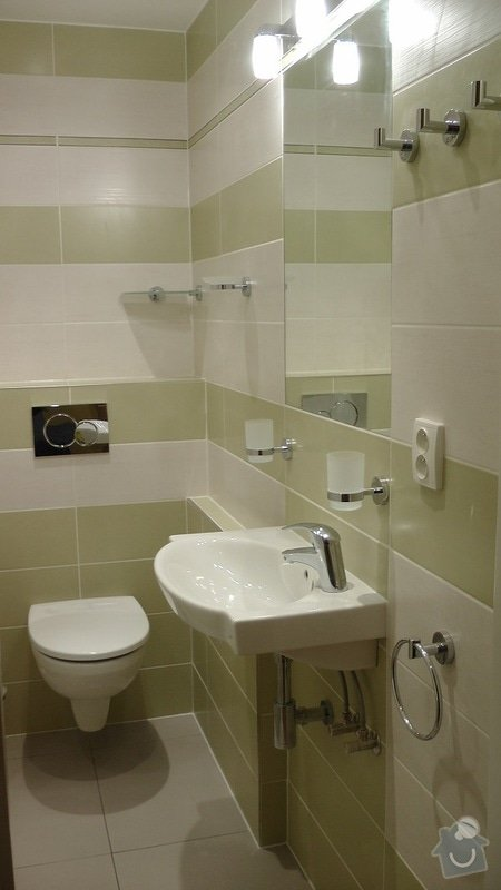 Kompletní rekonstrukce koupelny: 210-02