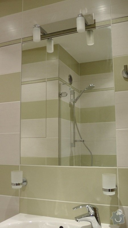Kompletní rekonstrukce koupelny: 210-04