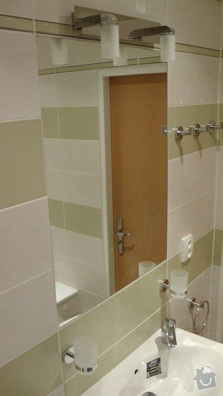 Kompletní rekonstrukce koupelny: 210-05
