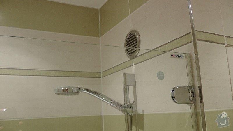 Kompletní rekonstrukce koupelny: 210-08