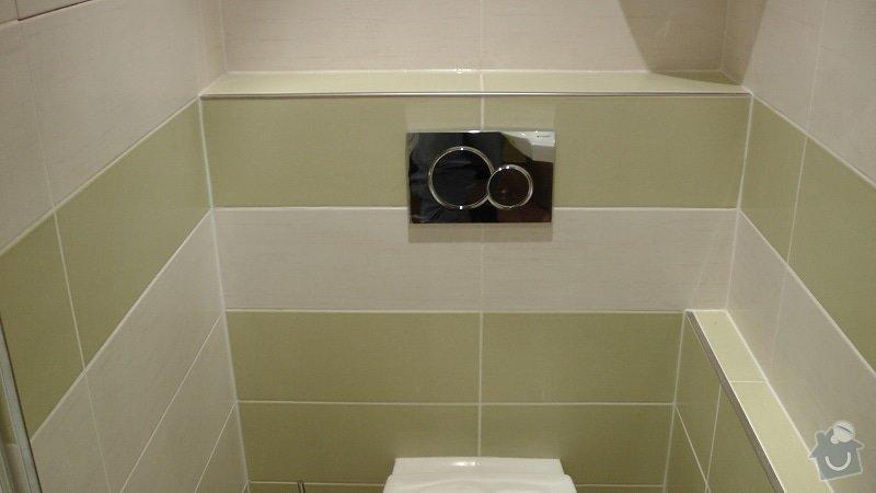 Kompletní rekonstrukce koupelny: 210-09