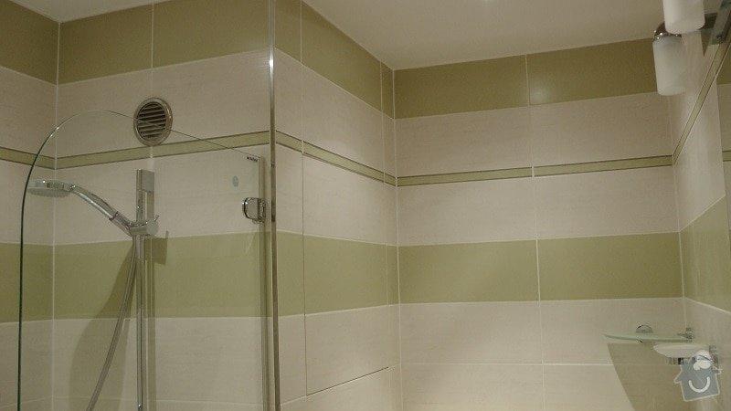 Kompletní rekonstrukce koupelny: 210-10