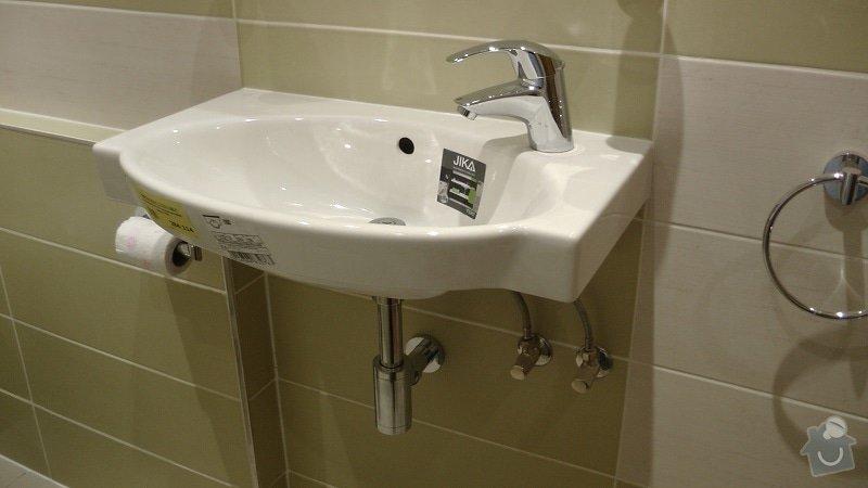 Kompletní rekonstrukce koupelny: 210-11