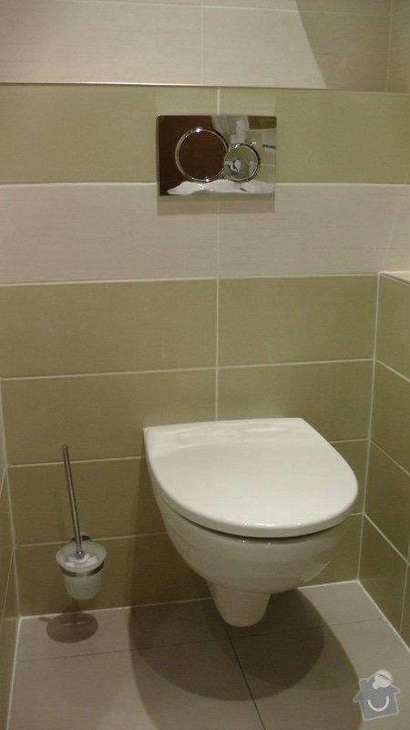 Kompletní rekonstrukce koupelny: 210-12