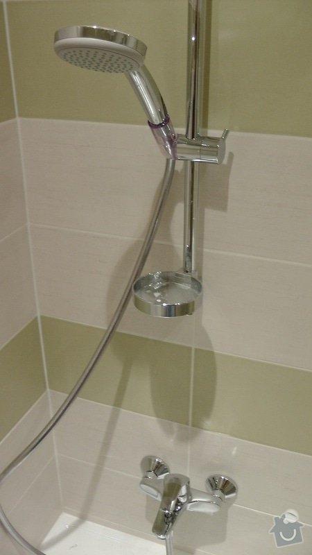 Kompletní rekonstrukce koupelny: 210-13