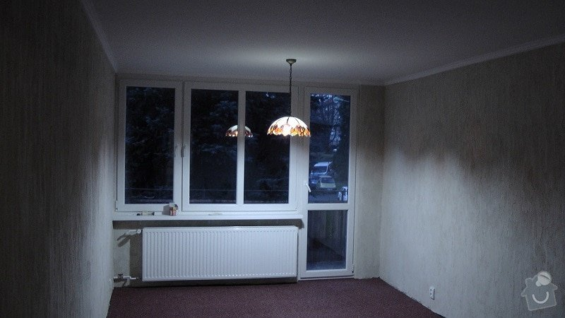 Kompletní rekonstrukce bytové jednotky 2+1: 211-12