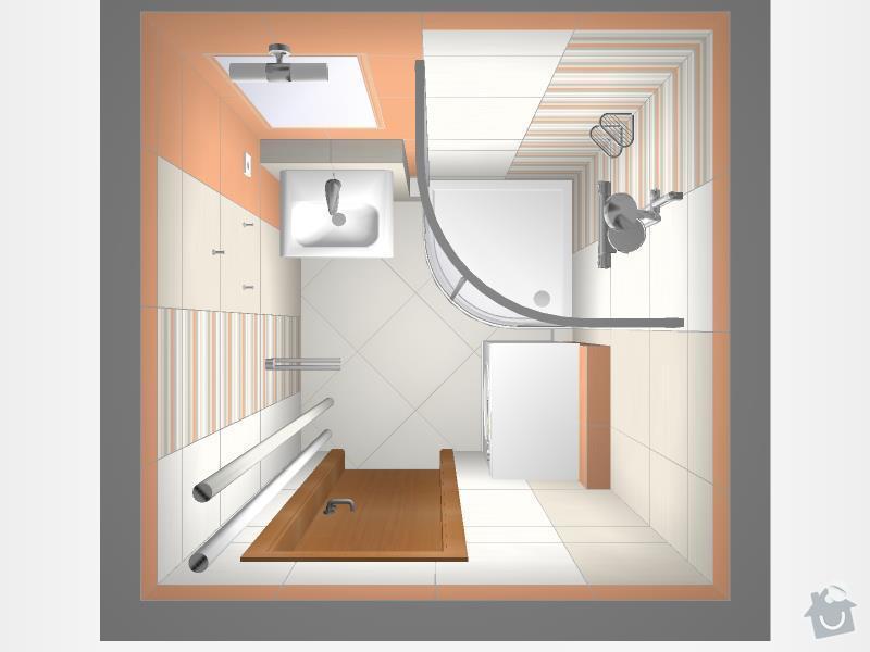 Kompletní rekonstrukce bytové jednotky 2+1: Koupelna_-_Flegl01