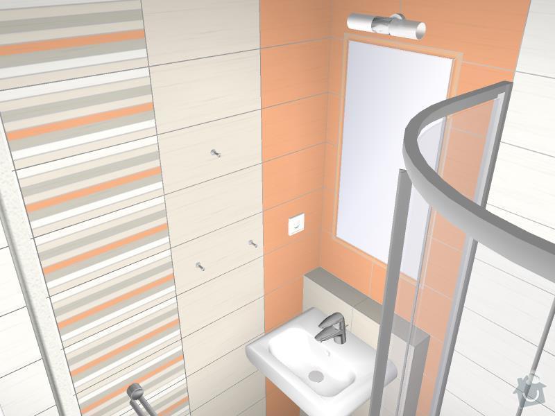 Kompletní rekonstrukce bytové jednotky 2+1: Koupelna_-_Flegl02