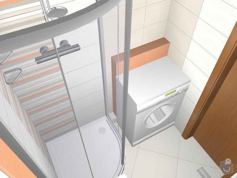 Kompletní rekonstrukce bytové jednotky 2+1: Koupelna_-_Flegl03