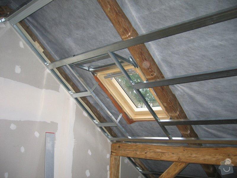 Sádrokartony,střešní okna,izolace: IMG_7536