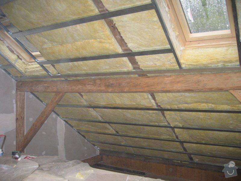 Sádrokartony,střešní okna,izolace: IMG_7541