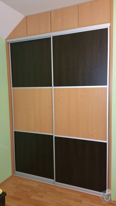 Vestavěné šatní skříně: sk.KL_3