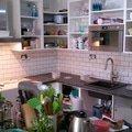 Zhotoveni obkladu nad pracovni deskou v kuchyni 20141027 125026