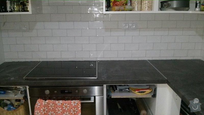 Zhotovení obkladu nad pracovní deskou v kuchyni: 20141027_155840