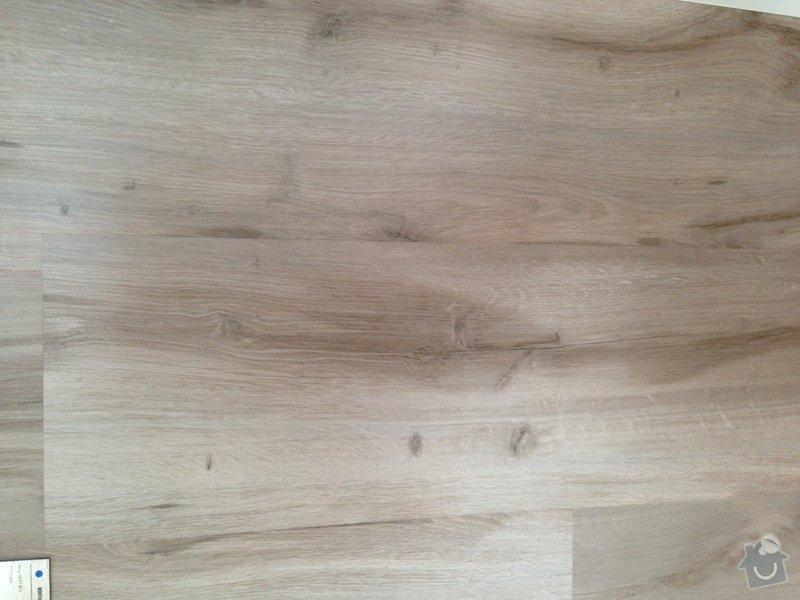 Návrch a realizace kuchyně, vestavěných skříní, ostatního nábytku: podlaha_v_byte_dub_sedivy