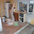 Rekonstrukci a vyrovnani betonove podlahy v kuchyni priblizne p1170679