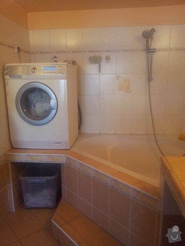 Rekonstrukce části koupelny: 20141230_103208