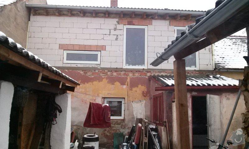 Zateplení fasády: CAM00534