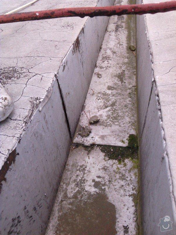 Oprava ploché střechy 495m2 - nová hydroizolace: 2014-10-10_09.50.16