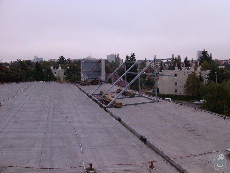 Oprava ploché střechy 495m2 - nová hydroizolace: 2014-10-10_09.55.03