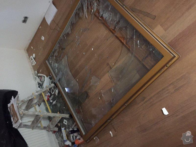 Zasklení rozbitého okna - dvojsklo: image3