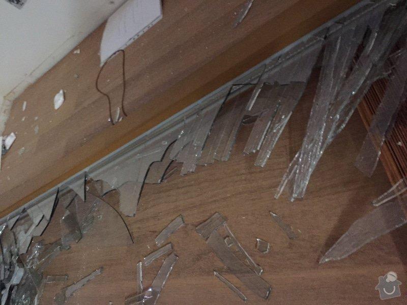 Zasklení rozbitého okna - dvojsklo: image2