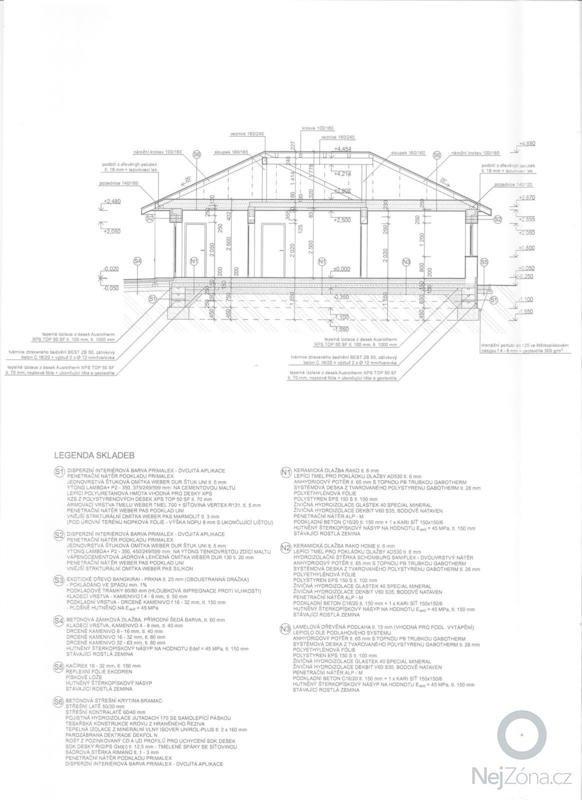 Zhotovení základové desky: 001