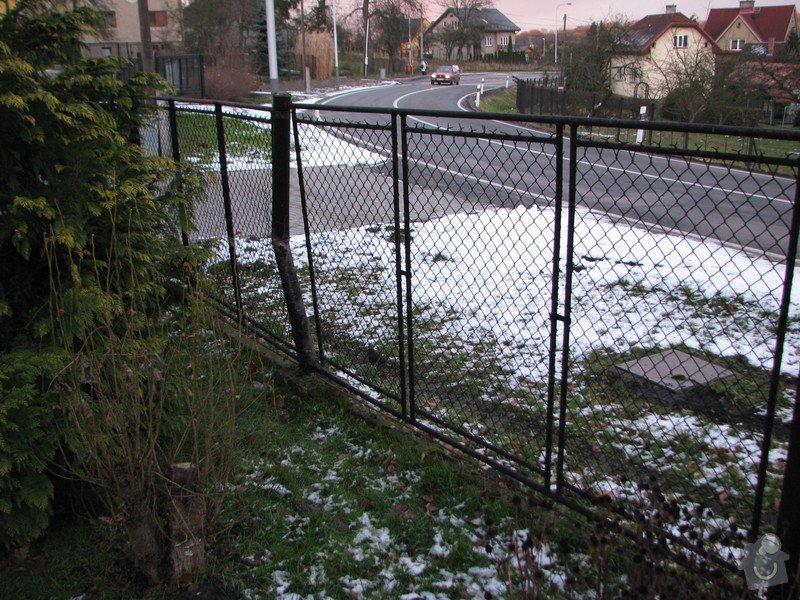 Oprava drátěného plotu: IMG_3933