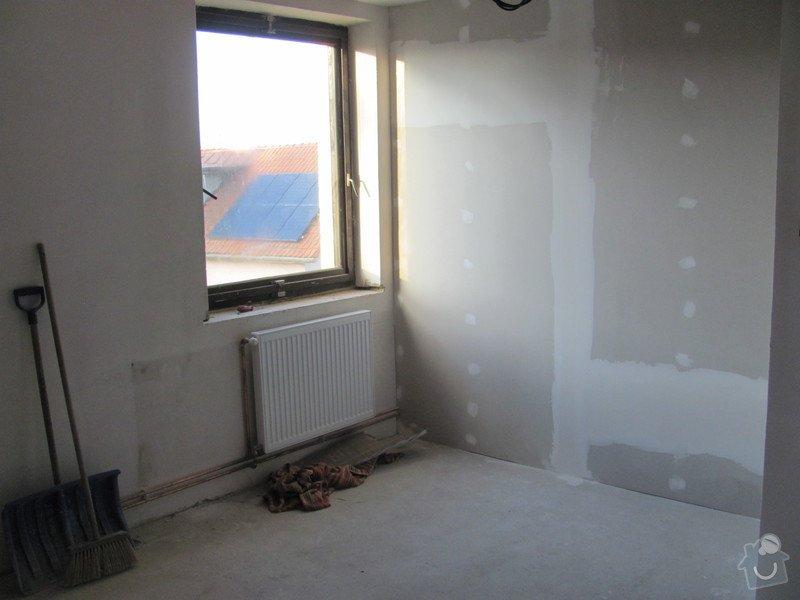 Montáž střešních oken, sádrokartony: IMG_7547