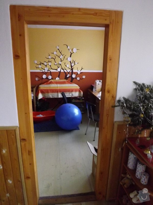 Výroba posuvných dveří: 2-DSCF4138