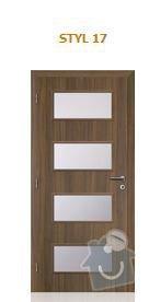 Dodávka a montáž dveří a obložkových zárubní: styl17