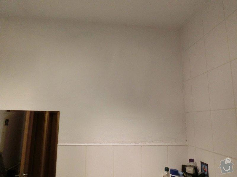 Výměna vany - koupelna: dlazba