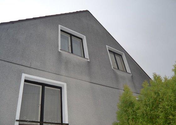 Plastova okna.
