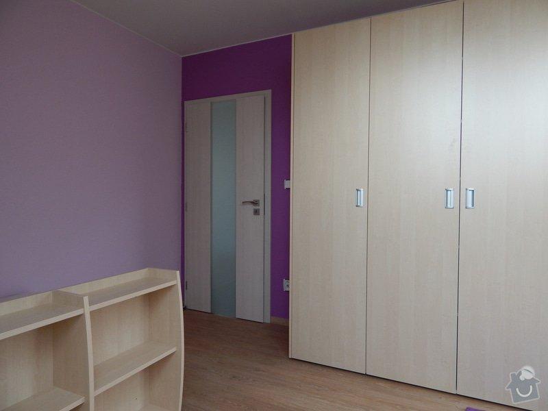 Dodávka a montáž vnitřních dveří a obložkových zárubní-RD Háje : DSCN7544