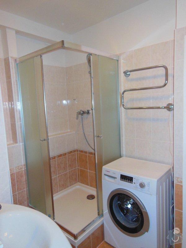 Výměna vany za sprchový kout: DSCN2034