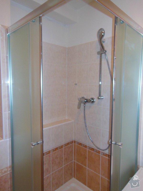 Výměna vany za sprchový kout: DSCN2039