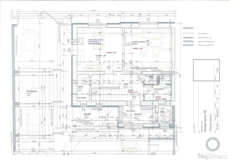 Tepelné čerpadlo, vytápění rod. domu - návrh a vlastní realizaci: vytapeni-obr02