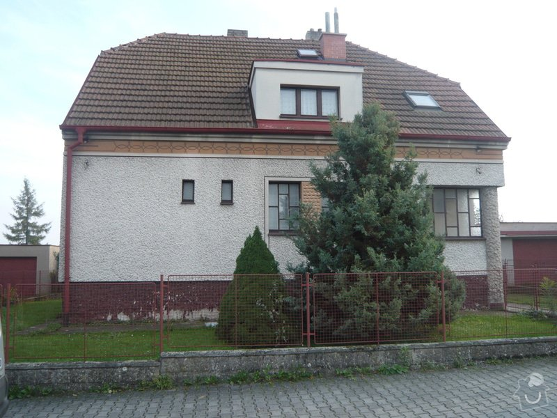 Rekonstrukce střechy RD: P1070346
