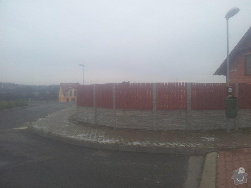 Oplocení Veltrusy: oploceni_Veltrusy_betonove