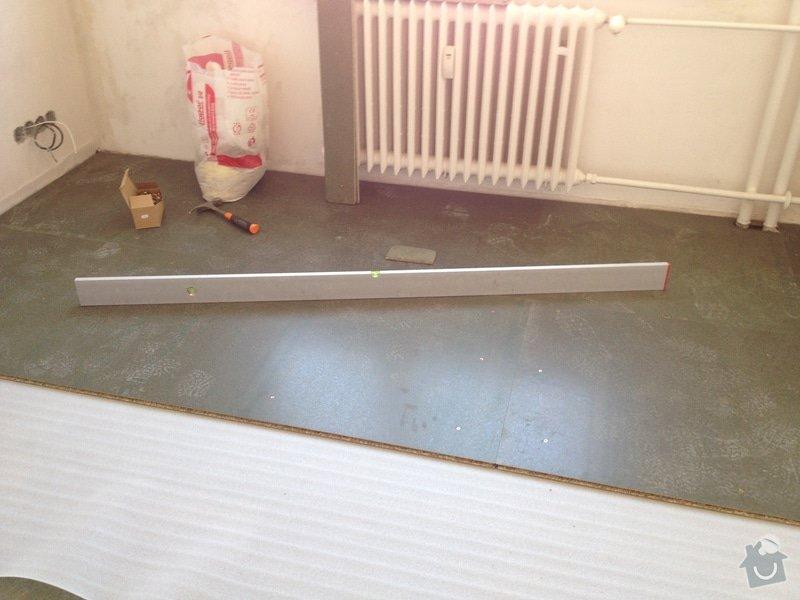 Pokládka vinylové podlahy: IMG_2475