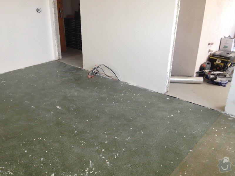 Pokládka vinylové podlahy: IMG_2574