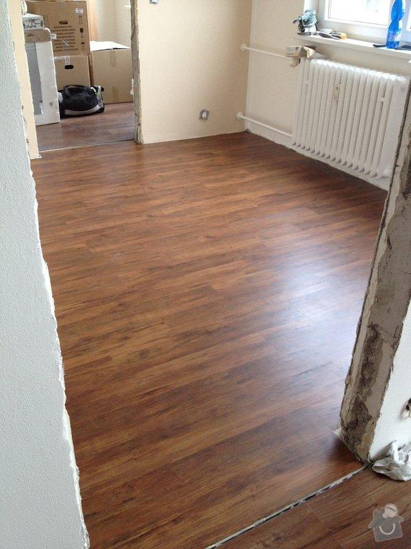 Pokládka vinylové podlahy: IMG_2605