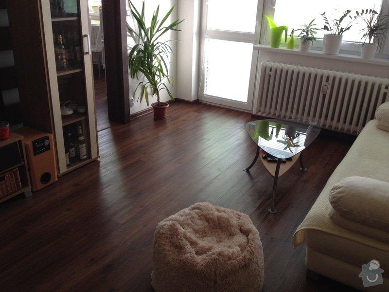 Pokládka vinylové podlahy: IMG_3530