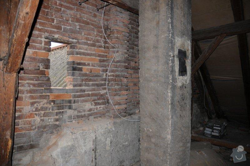 Rekonstrukce podkroví / půdní byt: DSC_1391