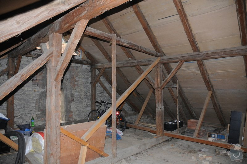 Rekonstrukce podkroví / půdní byt: DSC_1392