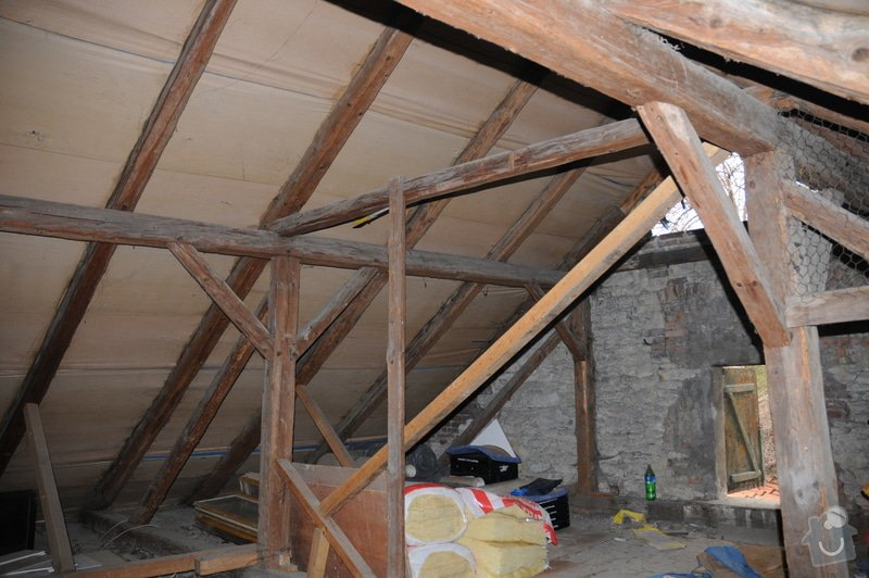 Rekonstrukce podkroví / půdní byt: DSC_1393