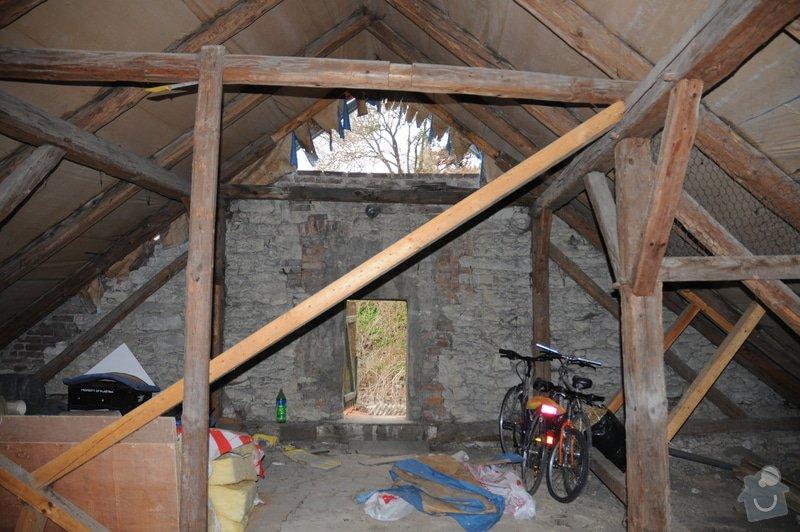 Rekonstrukce podkroví / půdní byt: DSC_1394
