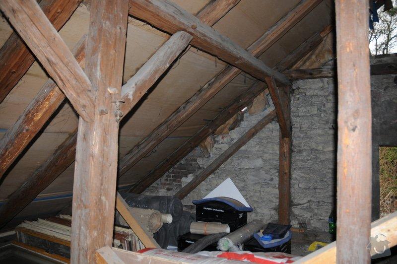 Rekonstrukce podkroví / půdní byt: DSC_1395
